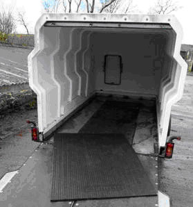 trailer mats made to any shape and size
