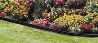 Never Weed Again Landscape Edging Made From Recycled