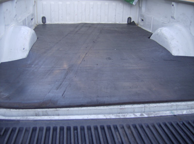 Rubber Truck Bed Liners