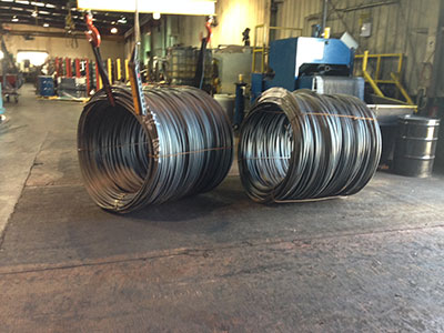 Non Slip Steel Coil Pads And Mats